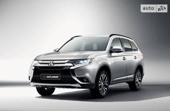 Mitsubishi Outlander 2.0 CVT (145 л.с.) 2WD  2018
