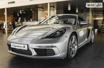 Porsche Cayman 718 S 2.5 AT (350 л.с.) 2018