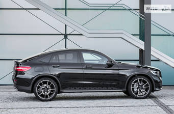 Mercedes-Benz GLC-Class GLC Coupe 250 AT (211 л.с.) 4Matic 2018