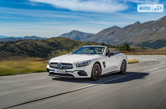 Mercedes-Benz SL-Class SL 500 AT (455 л.с.) 2019