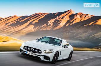 Mercedes-Benz SL-Class SL 500 AT (455 л.с.) 2017