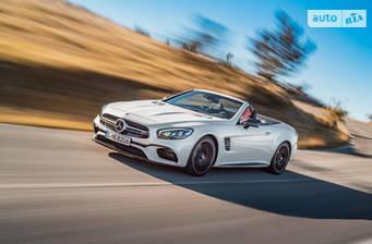Mercedes-Benz SL-Class SL 500 AT (455 л.с.) 2019
