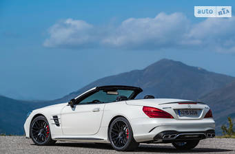 Mercedes-Benz SL-Class Mercedes-AMG SL 65 AT (629 л.с.) 2019