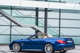 Mercedes-Benz SL-Class Mercedes-AMG SL 65 AT (630 л.с.) 2019