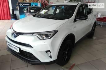 Toyota Rav 4 2.5 E-CVT Hybrid (196 л.с.) E-AWD 2018
