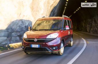Fiat Doblo пасс. New 1.4 MT (95 л.с.) 2018