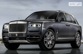 Rolls-Royce Cullinan 6.7 AT (571 л.с.) AWD 2019