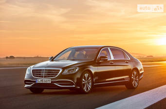 Mercedes-Benz Maybach S 560 AT (469 л.с.) 2017