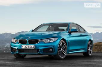 BMW 4 Series F32 420d MT (190 л.с.) 2017