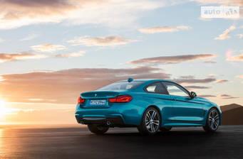 BMW 4 Series F32 430d AT (258 л.с.) 2017