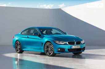BMW 4 Series F32 420i MT (184 л.с.) 2017