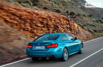 BMW 4 Series F32 430i MT (252 л.с.) 2017