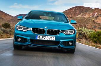 BMW 4 Series F32 440i MT (326 л.с.) xDrive 2017