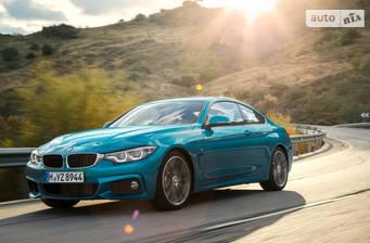 BMW 4 Series F32 440i MT (326 л.с.) 2017