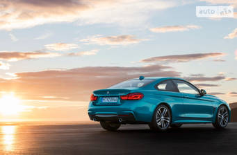 BMW 4 Series F32 430i MT (252 л.с.) 2017