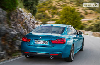 BMW 4 Series F32 420d MT (190 л.с.) xDrive 2019