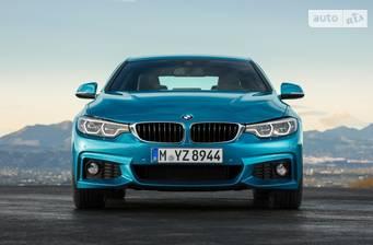 BMW 4 Series F32 420i MT (184 л.с.) xDrive 2017