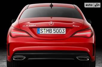 Mercedes-Benz CLA-Class CLA 250 АТ (211 л.с.) 2018