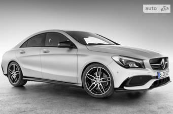 Mercedes-Benz CLA-Class CLA 250 Sport AT (218 л.с.) 4Matic 2018