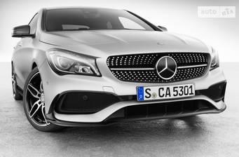Mercedes-Benz CLA-Class CLA 180d АТ (109 л.с.) 2018