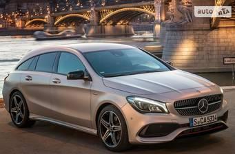 Mercedes-Benz CLA-Class 250 AT (211 л.с.) 4MATIC 2018