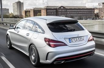 Mercedes-Benz CLA-Class 220d AT (177 л.с.) 4MATIC 2018