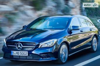 Mercedes-Benz CLA-Class 200d AT (136 л.с.) 2018
