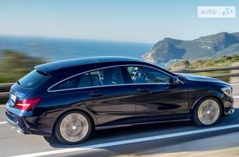 Mercedes-Benz CLA-Class 180 MT (122 л.с.) 2018