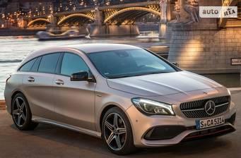 Mercedes-Benz CLA-Class 200 AT (156 л.с.) 2018