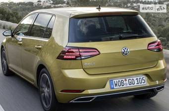 Volkswagen Golf New VII 1.0 TSI МТ (110 л.с.) 2017