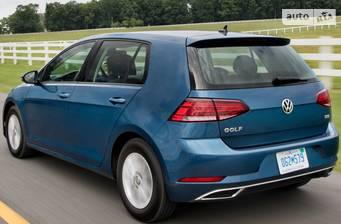 Volkswagen Golf New VII 1.4 TSI AТ (150 л.с.) 2018