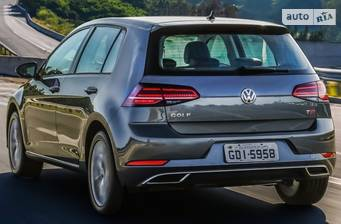Volkswagen Golf New VII 1.4 TSI AТ (125 л.с.) 2018