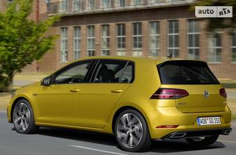 Volkswagen Golf New VII 1.4 TSI AТ (125 л.с.) 2017