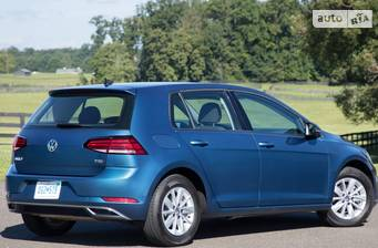 Volkswagen Golf New VII 1.4 TSI AТ (150 л.с.) 2017