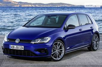 Volkswagen Golf New R VII 2.0 AT (310 л.с.)  2018