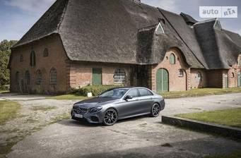 Mercedes-Benz E-Class AMG E 53 G-tronic (435 л.с.) 4Matic+ 2019