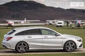 Mercedes-Benz CLA-Class 250 AT Sport  (218 л.с.) 4MATIC 2019