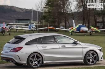 Mercedes-Benz CLA-Class 250 AT Sport  (218 л.с.) 4MATIC 2018