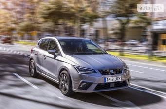 SEAT Ibiza 1.0 TSI AT (115 л.с.) 2018