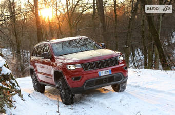 Jeep Grand Cherokee 3.0TD АТ (250 л.с.) 2017
