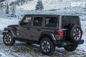 Jeep Wrangler 5D 2.0i AT (272 л.с.) AWD 2018