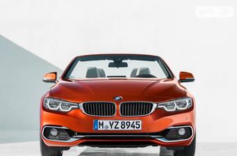 BMW 4 Series F33 420d MT (190 л.с.) 2017