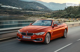 BMW 4 Series F33 440i AT (326 л.с.) xDrive 2019