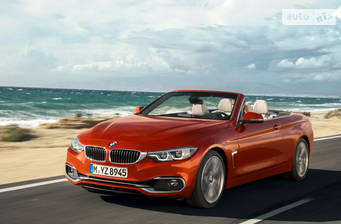 BMW 4 Series F33 430i AT (252 л.с.) xDrive 2017