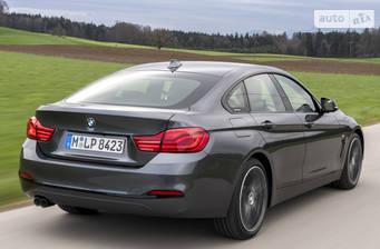 BMW 4 Series Gran Coupe F36 420i MT (184 л.с.) xDrive 2018