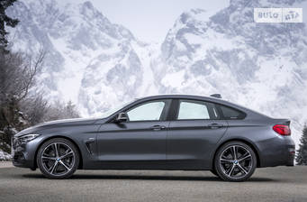 BMW 4 Series Gran Coupe F36 420d MT (190 л.с.) xDrive 2017