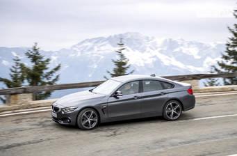 BMW 4 Series Gran Coupe F36 420i MT (184 л.с.) 2018