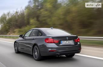 BMW 4 Series Gran Coupe F36 430i AT (252 л.с.) xDrive 2018
