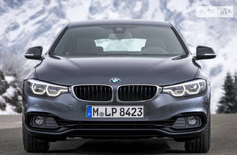 BMW 4 Series Gran Coupe F36 430d АТ (258 л.с.) xDrive 2017