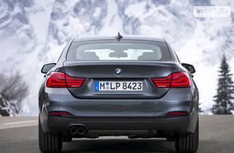 BMW 4 Series Gran Coupe F36 420d MT (190 л.с.) 2018